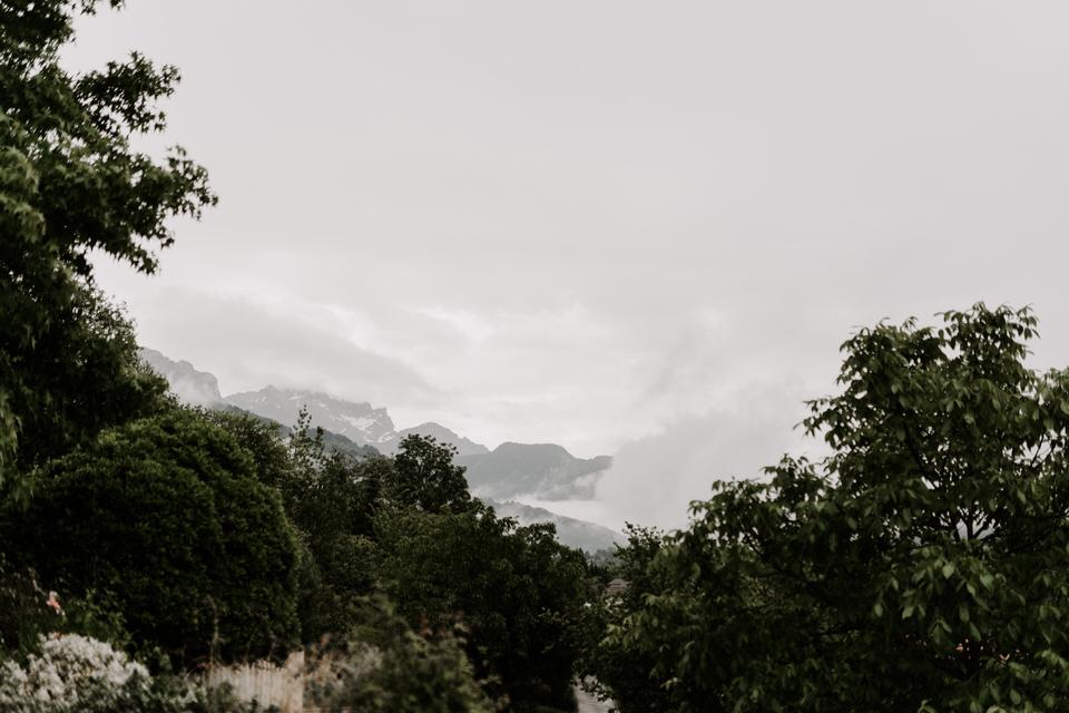 Elopement dans les Alpes. Bel Esprit Photographie - https://belesprit.fr