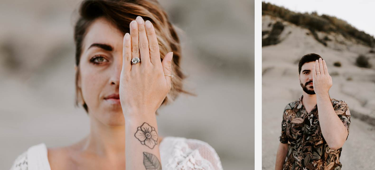 mariage espagne bardenas festival you and me elopement photographe bel esprit desert 0018