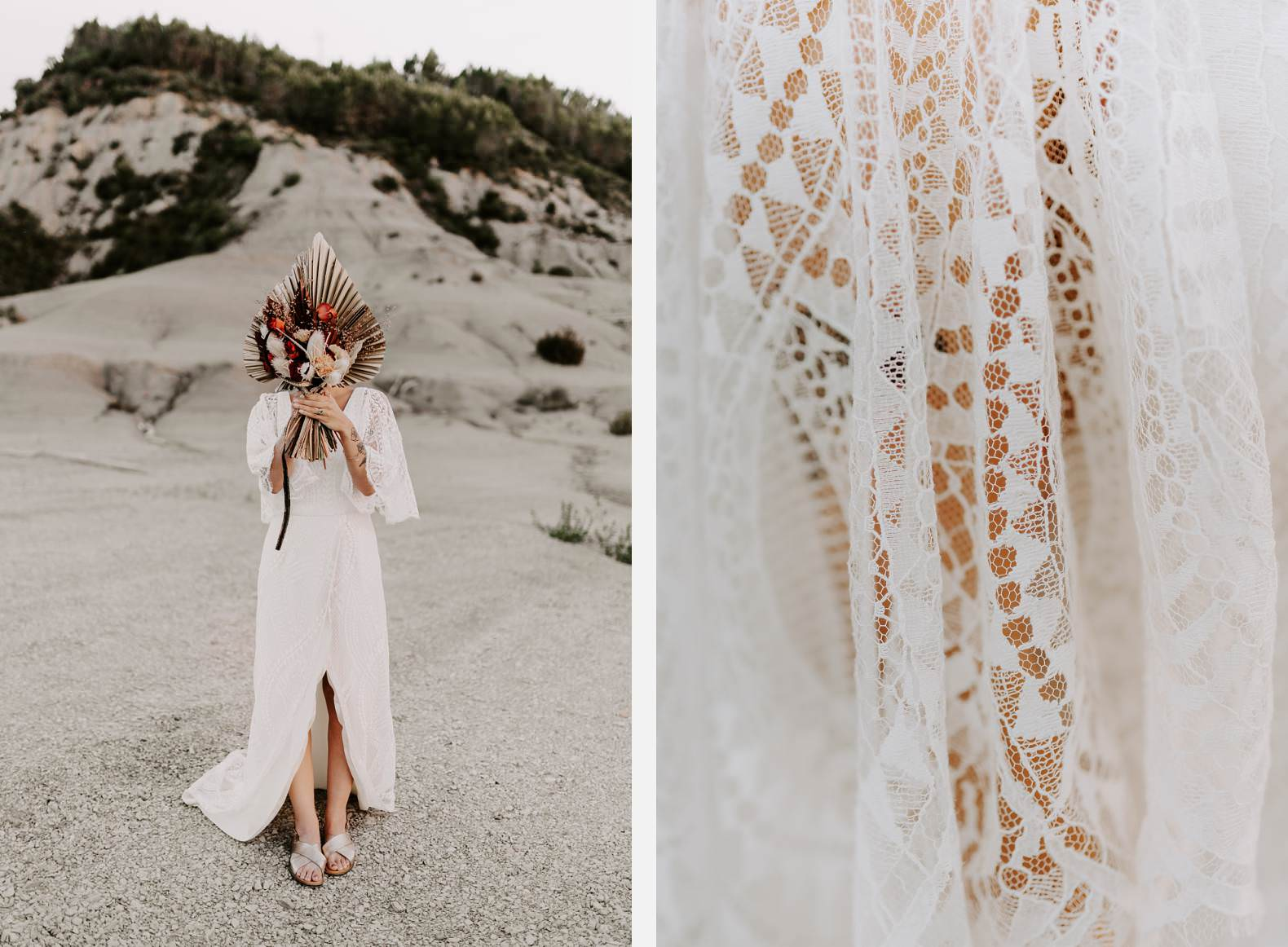 mariage espagne bardenas festival you and me elopement photographe bel esprit desert 0019