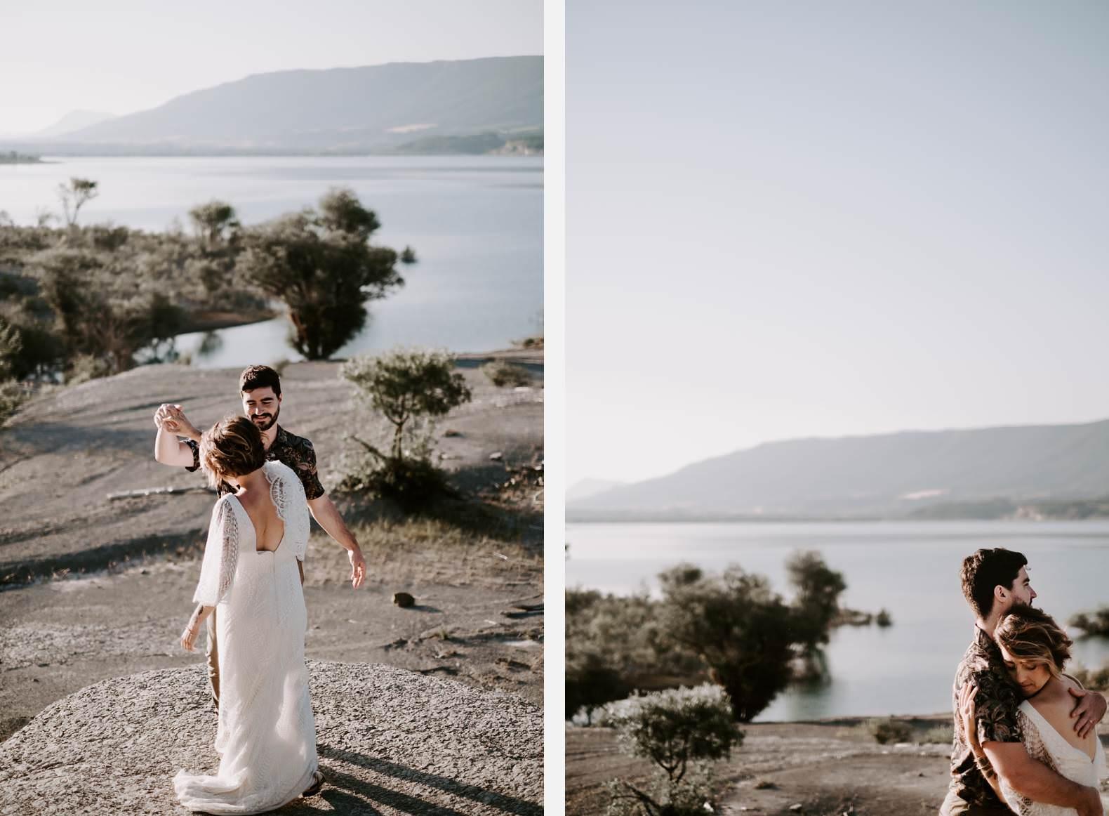mariage espagne bardenas festival you and me elopement photographe bel esprit desert 0025