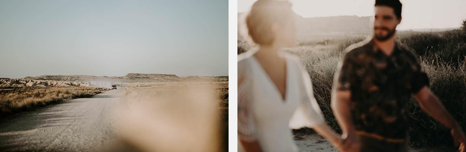 mariage espagne bardenas festival you and me elopement photographe bel esprit desert 0027