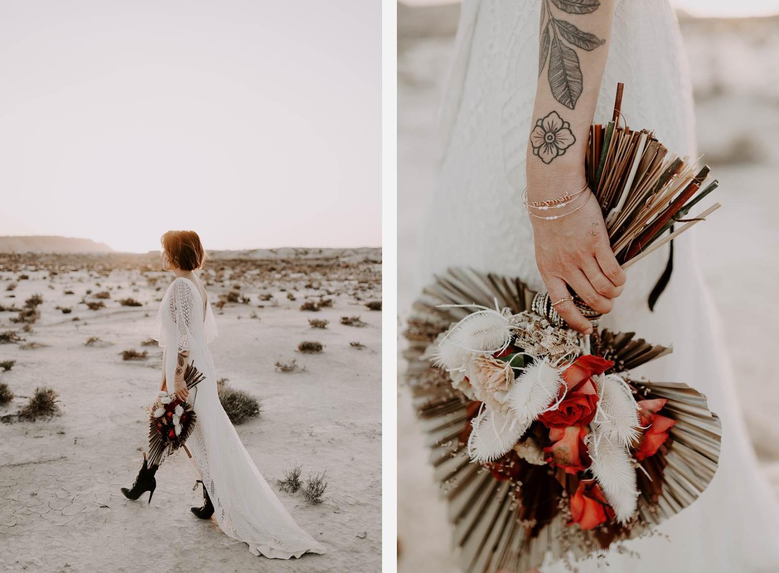 mariage espagne bardenas festival you and me elopement photographe bel esprit desert 0042