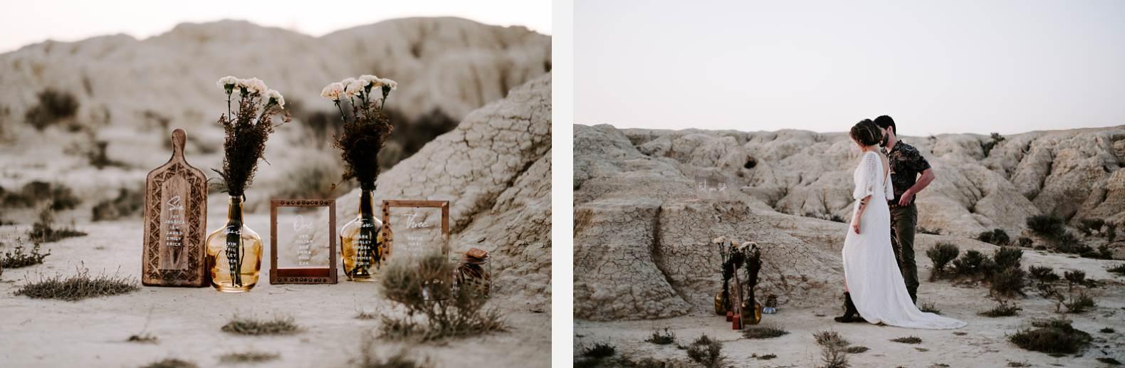 mariage espagne bardenas festival you and me elopement photographe bel esprit desert 0049