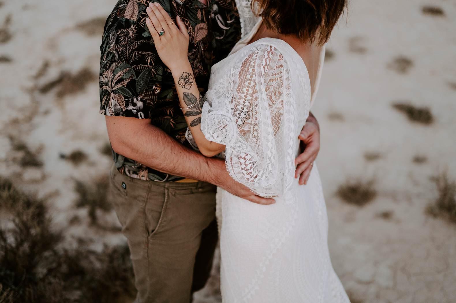 mariage espagne bardenas festival you and me elopement photographe bel esprit desert 0054