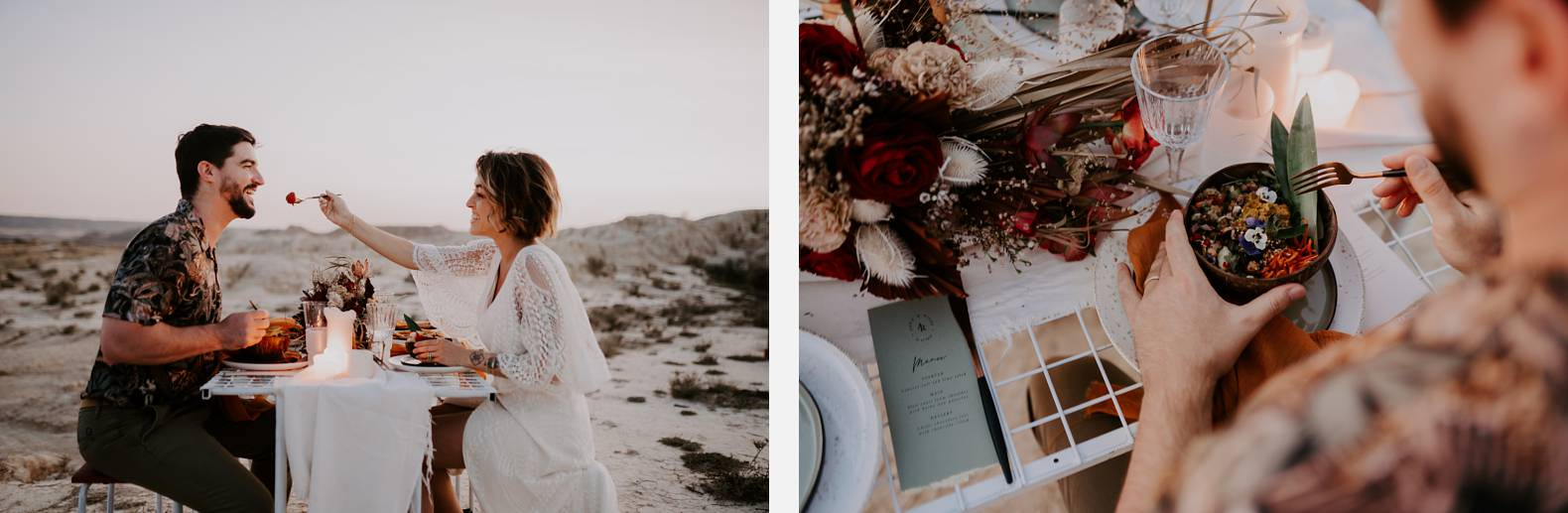 mariage espagne bardenas festival you and me elopement photographe bel esprit desert 0057