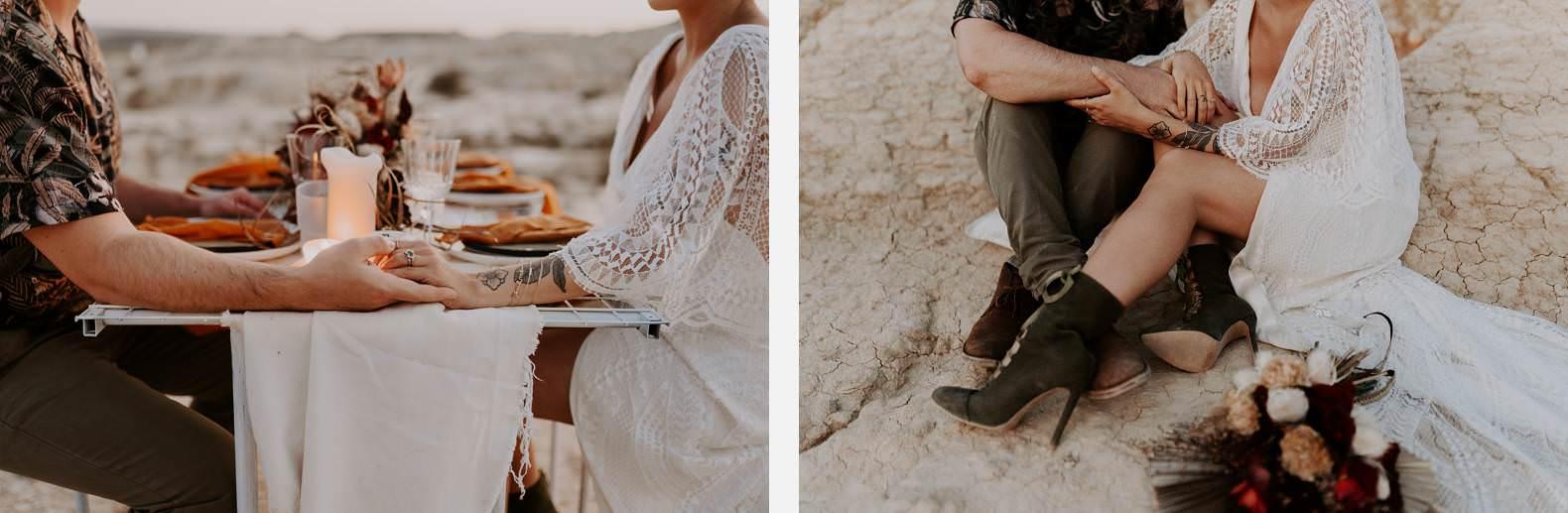 mariage espagne bardenas festival you and me elopement photographe bel esprit desert 0059