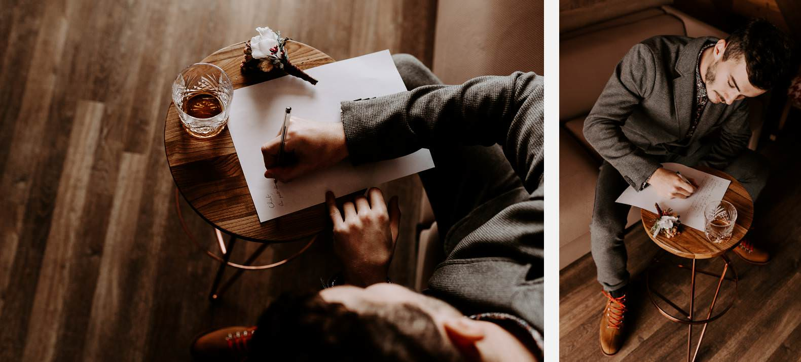 mariage hiver alpes huez isere hotel grandes rousses photographe bel esprit 0006