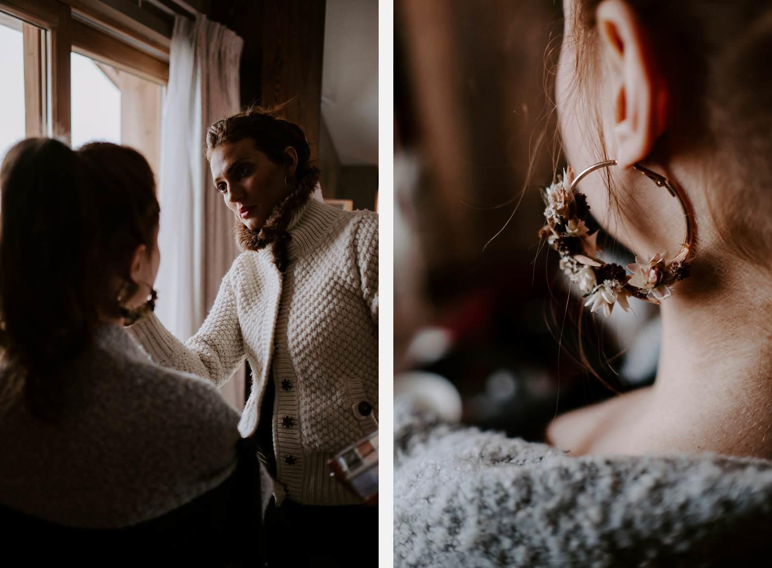mariage hiver alpes huez isere hotel grandes rousses photographe bel esprit 0010