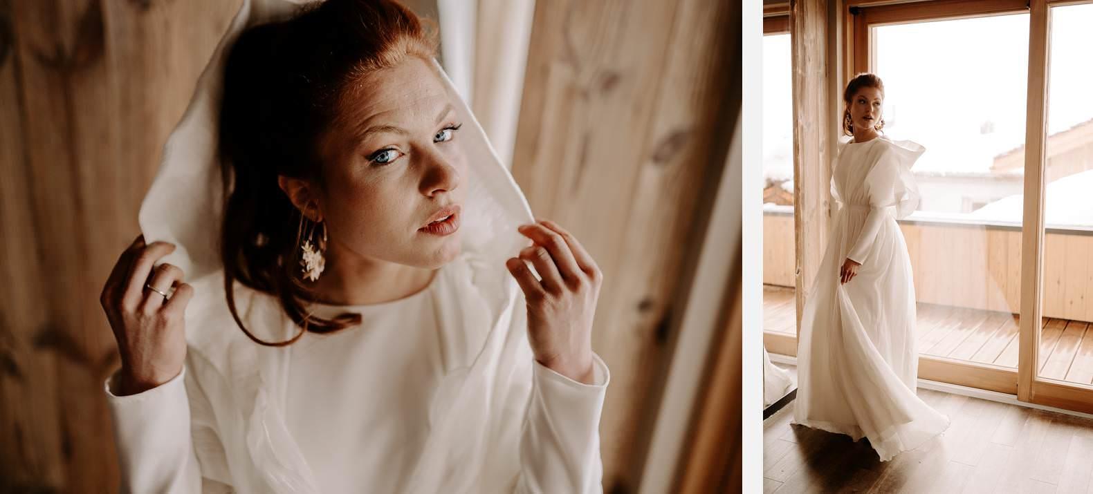 mariage hiver alpes huez isere hotel grandes rousses photographe bel esprit 0016