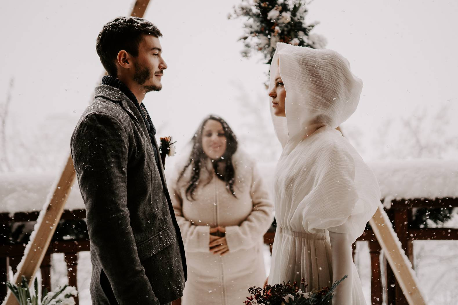 mariage hiver alpes huez isere hotel grandes rousses photographe bel esprit 0024