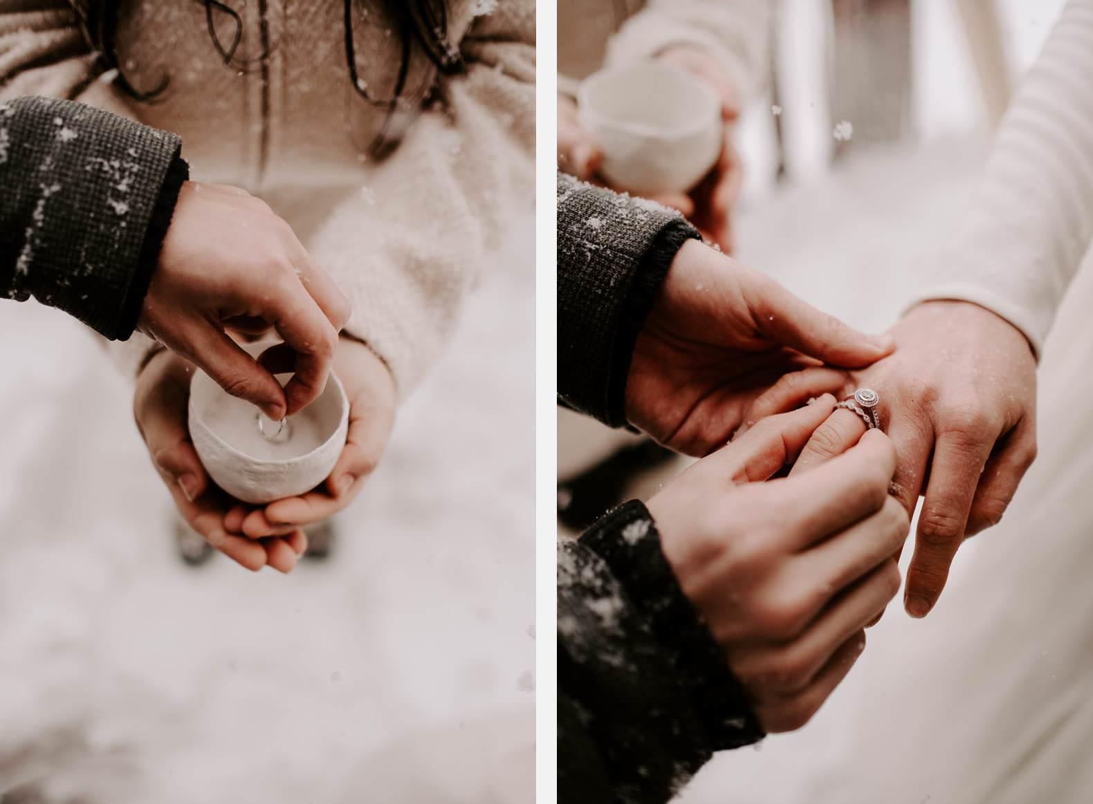 mariage hiver alpes huez isere hotel grandes rousses photographe bel esprit 0026