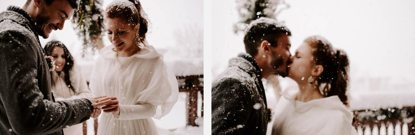 mariage hiver alpes huez isere hotel grandes rousses photographe bel esprit 0027