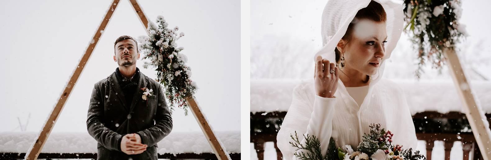 mariage hiver alpes huez isere hotel grandes rousses photographe bel esprit 0029
