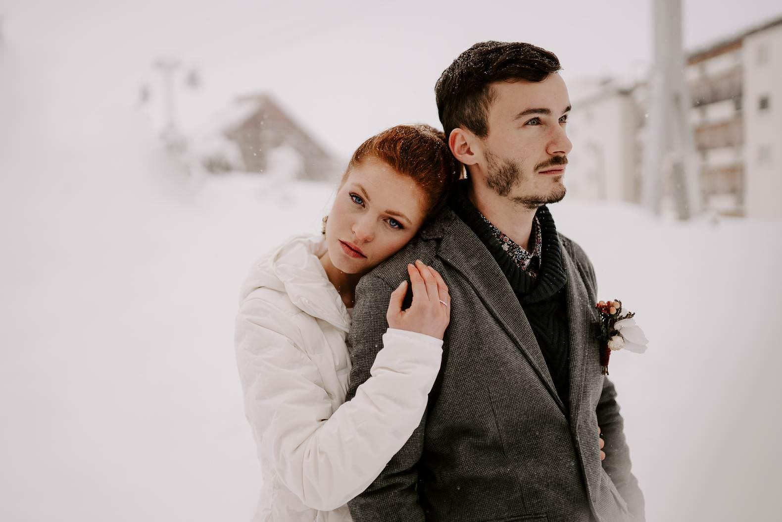 mariage hiver alpes huez isere hotel grandes rousses photographe bel esprit 0030
