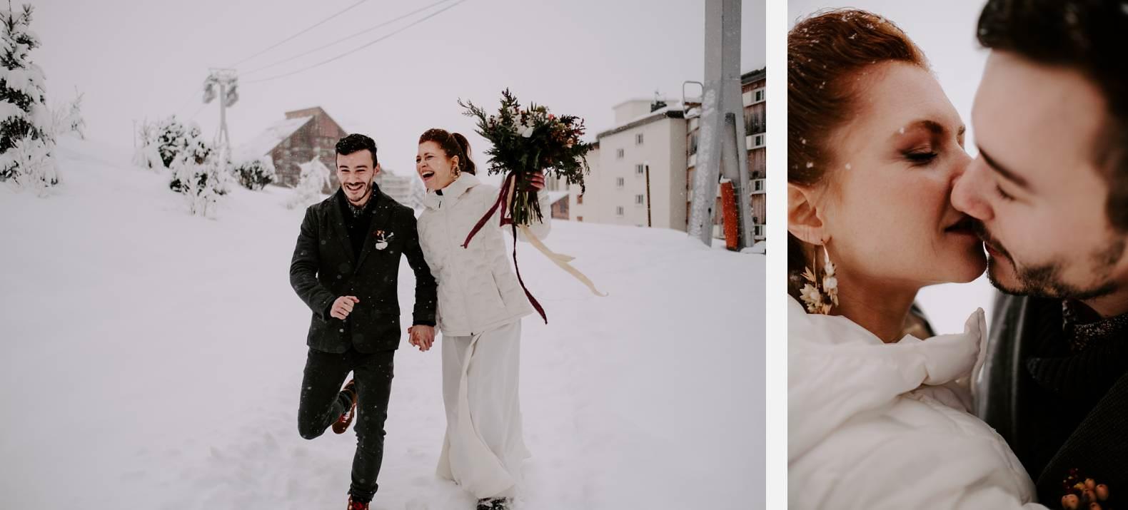 mariage hiver alpes huez isere hotel grandes rousses photographe bel esprit 0031