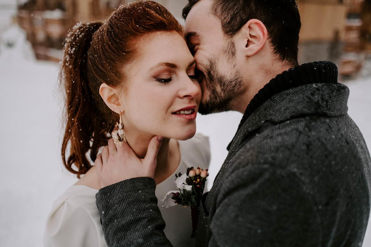 mariage hiver alpes huez isere hotel grandes rousses photographe bel esprit 0033