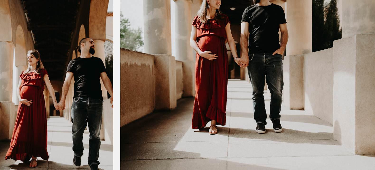 seance grossesse drome famille photographe 0011
