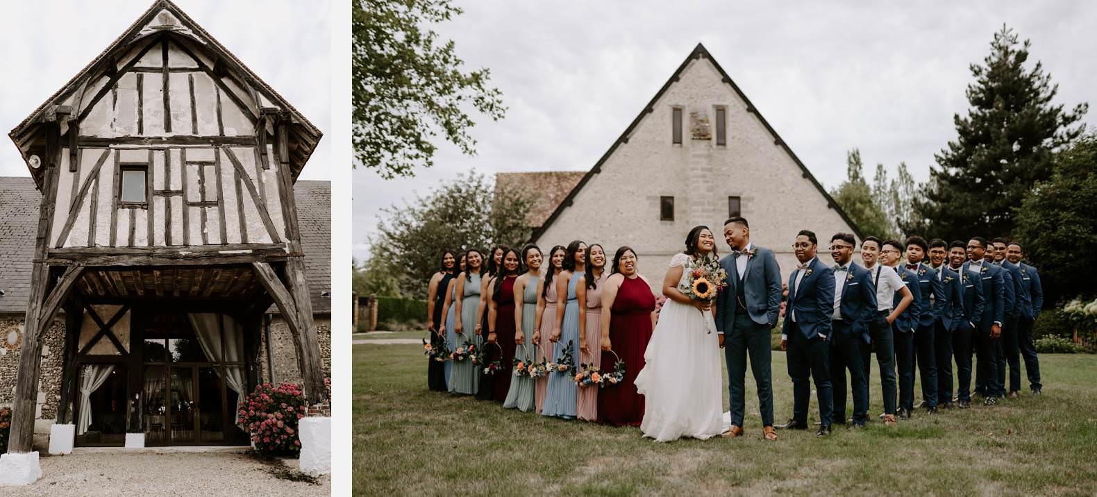 mariage manoir de corny photographe bel esprit 0046 1